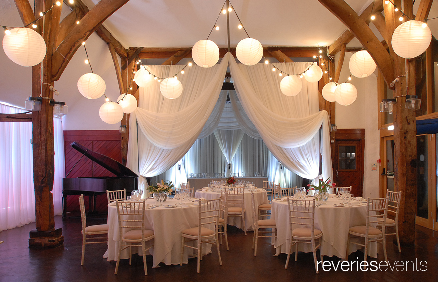 Northease Manor_Festoon Lanterns
