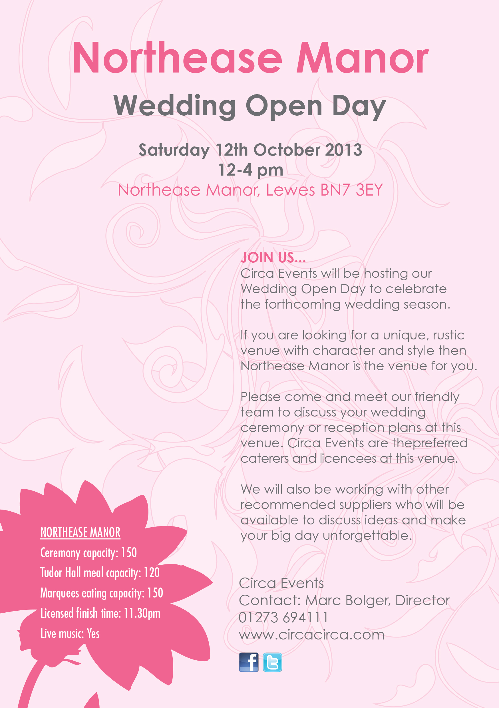 Northease Manor Open Day_Sept2013